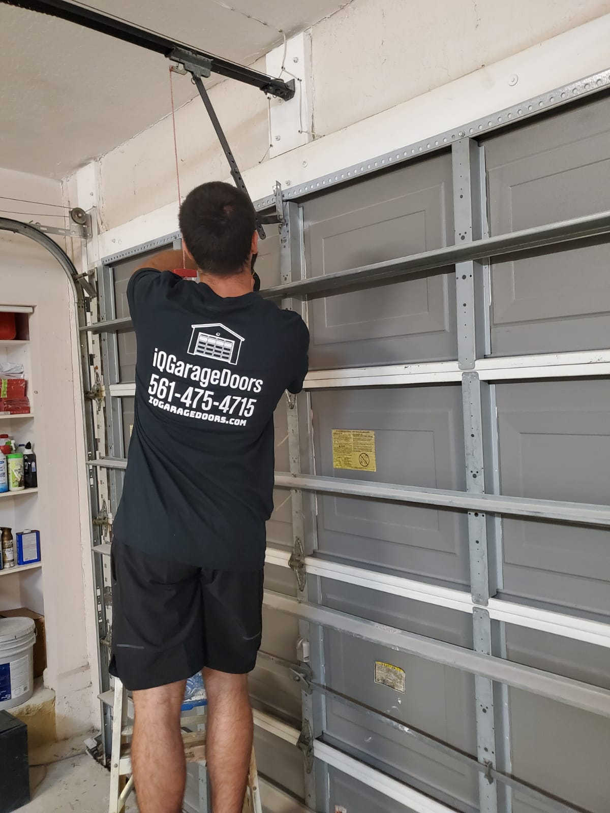 IQ Garage Doors Technician 1