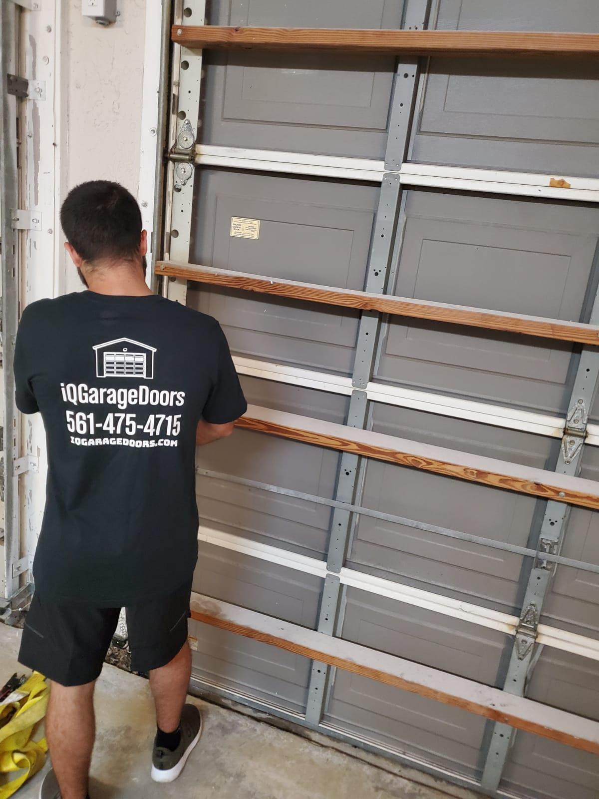 IQ Garage Doors Technician 2